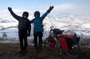 The Cycling Silk Team