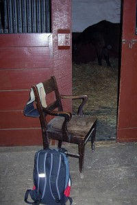 The Waiting Chair