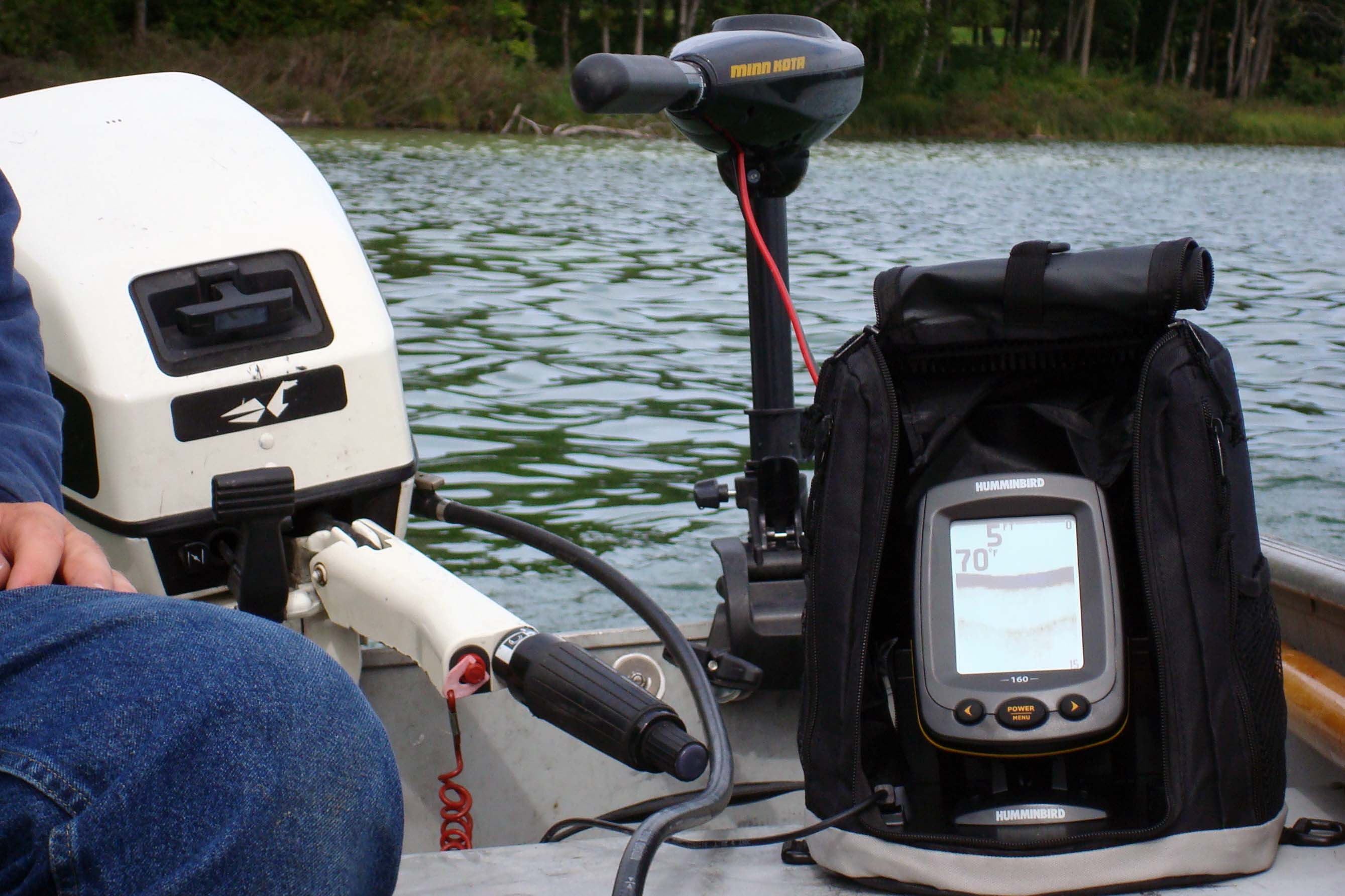 Piranhamax 160 archives argosgirl outdoors for Ice fishing fish finder